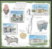 France 2006 Bloc Feuillet N° 101 Neuf Nicosie à La Faciale - Sheetlets