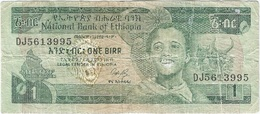 Etiopía - Ethiopia 1 Birr 1976 Pk 36 Ref 5 - Ethiopia