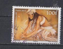 Polynésie Française  2012  Tableau Stroken - Polynésie Française