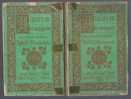 1885 ALGIERS EN HET OMLIGGENDE DOOR DEN EERW. PATER VYNCKE (DUDZELE) MISSIONARIS BRUGGE BEYAERT STORIE ALGER ALGERIEN - Livres, BD, Revues
