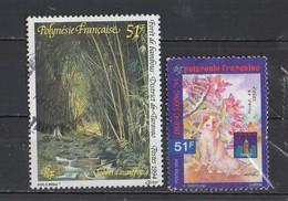1994    YT /461 - 453 - Polynésie Française