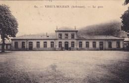 Ardennes - Vireux-Molhain - La Gare - Autres Communes