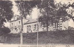Cher - Vailly-sur-Sauldre - L'Ecole De Filles - Other Municipalities
