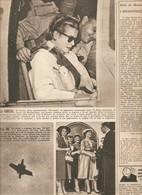(pagine-pages)GRACE KELLY  Tempo1957/27. - Libri, Riviste, Fumetti