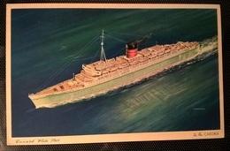 TRANSATLANTICI - CARONIA - Barche