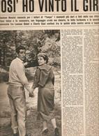 (pagine-pages)GASTONE NENCINI  Tempo1957/27. - Libri, Riviste, Fumetti