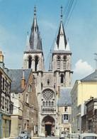 41 Blois L'Eglise Saint Nicolas Avec Automobiles Citroën 2CV Et Autres (2 Scans) - Blois