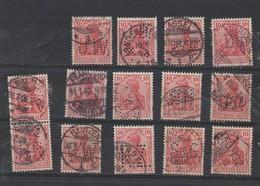 1920 MI /  145 Perforé - Allemagne