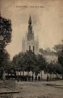 40 - LIT-et-MIXE - Sortie De La Messe - En L'état - Autres Communes