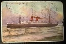 TRANSATLANTICI - LA CHICAGO - Barche