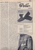 (pagine-pages)PUBBLICITA' POLLI   Tempo1957/44. - Libri, Riviste, Fumetti