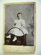BARI   FOTO   BAMBOCCI    BAMBINA    FINE 800    COSTUME    16,5 X 11    SU CARTONCINO  Arch 157 - Foto