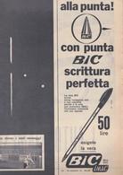 (pagine-pages)PUBBLICITA' BIC   Leore1957/237. - Libri, Riviste, Fumetti