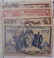 Réunion - YT 149 151 152 154 - Oblitérés