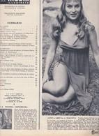 (pagine-pages)BELINDA LEE  Settimanaincom1957/33. - Libri, Riviste, Fumetti