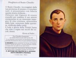 Santino - Beato Fra Claudio Granzotto - E1 - Santini