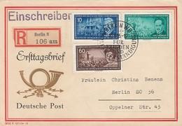 FDC GERMANY DDR 472 - DDR