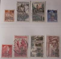 Réunion - YT 331 334 335 337 337A 338 340 341 - Reunion Island (1852-1975)