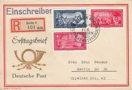FDC GERMANY DDR 475 - DDR