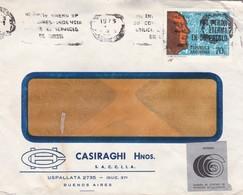 CASIRAGHI HNOS-CIRCULEE 1973 BUENOS AIRES-BANDELETA PARLANTE - BLEUP - Argentina