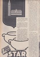 (pagine-pages)PUBBLICITA' STAR   Settimanaincom1957/06. - Libri, Riviste, Fumetti