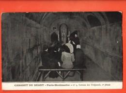 TSA-40 Cabaret Du Néant Paris-Montmartre Caveau Des Répassés, 2eme Phase. Non Circulé - Théâtre
