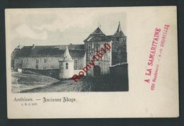 Anthines - Ancienne Abaye. A.H.-J. 1017 - Anthisnes