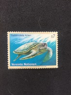 VEREINTE NATIONEN. 1998. TURTLE. MNH. C4305E - Turtles