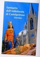 Santino - Santuario Dell'addolorata Di Castelpetroso - Isernia - E1 - Santini
