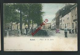 Aubel - Place De La Foire. Couleur - Aubel