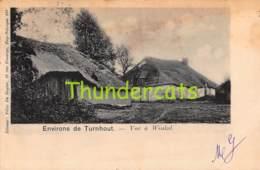 CPA  ENVIRONS DE TURNHOUT VUE A WINKEL - Turnhout