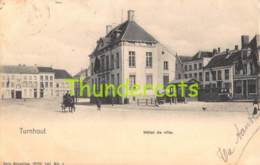 CPA TURNHOUT MAISON AU BEGUINAGE NELS SERIE 101 NO 1 - Turnhout