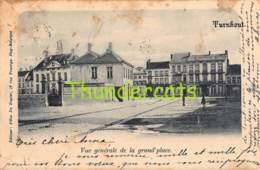 CPA TURNHOUT VUE GENERALE DE LA GRAND PLACE - Turnhout