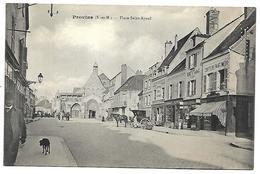 PROVINS - Place Saint Ayoul - Provins