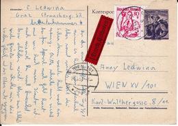 Austria- Österreich Post - Briefmarken - 1945-.... 2ème République