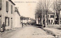 MERITEIN  -QUARTIER DE LA MAIRIE. - France