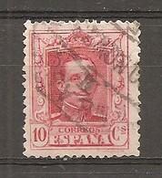 España/Spain-(usado) - Edifil  313 - Yvert  275 (o) - 1889-1931 Reino: Alfonso XIII