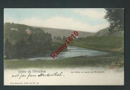 Vallée De L'Amblève - La Rivière En Amont De Montjardin. Nels Série 20 N° 80 En Couleur - Amel