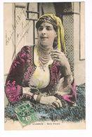 CPA. Algérie. Belle Fatma..    (F.604) - Algérie