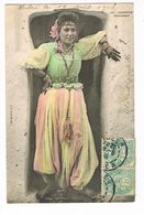 CPA. Algérie.Femme. Mauresque.    (F.607) - Algérie