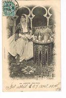 CPA. Algérie.Femme.Belle Fatma.    (F.609) - Algérie