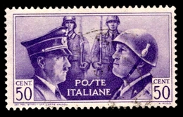1941 Italy - 1900-44 Vittorio Emanuele III