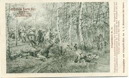 Rotes Kreuz N.14 Heldentat Eines Landwehrulanen Bei Kamionka Korporal Korejczul Vom Landwehr Ulanenregiment N.1 - Guerra 1914-18