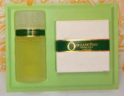 Miniature O De Lancome Avec Mini Savon 25gr - Perfume Miniatures