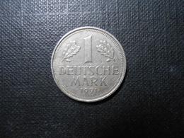 BRD  1 Deutsche Mark - Mz A -  1991 - [ 7] 1949-… : FRG - Fed. Rep. Germany