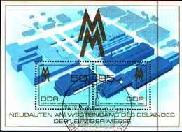 91742) GERMANY - GERMANIA - DDR - BF - 1989 - Fiera Autunnale Di Lipsia-USATO - [6] Repubblica Democratica