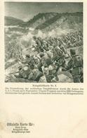 Rotes Kreuz N. 3 Die Vernichtung Der Serbischen Timokdivision Durch Die Armee Des G.d.I. Frank - Guerra 1914-18