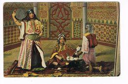 CPA.Tanger.Fiesta Familliar.   (F.636) - Tanger