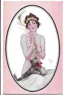 Illustratore. Ney. Donnina Erotica. - Non Classés