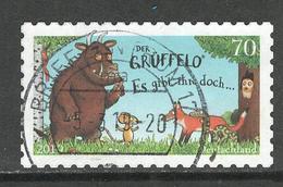 Duitsland, Mi Jaar 2019, Graffulo,  Zelfklevend,  Gestempeld; - Gebraucht
